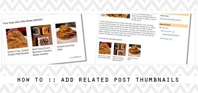 Add Featured Post Thumbnails After Your Posts