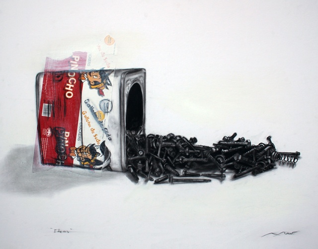 Arlés del Río   pergaarteinterior will represent Spain this year in Art Shanghai 2012, in the pavilion of Latin-American Art from the 10th to the 14th May 2012.