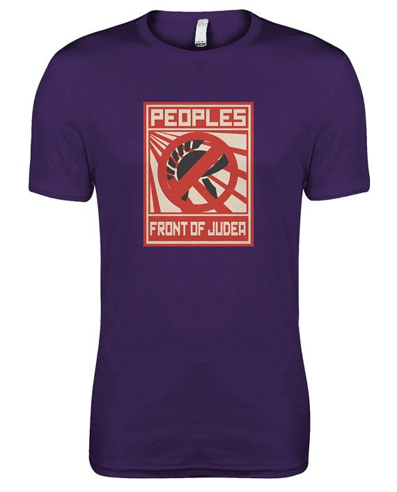 Monty Python and the Life of Brian - Peoples Front of Judea Womens T-shirt