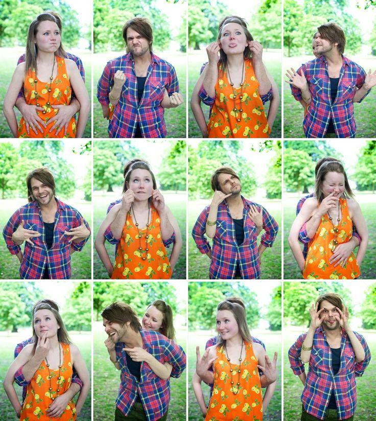 Fun set of photos, Olivia & Chris engagement photos by Michelle Joubert-Martin Photography