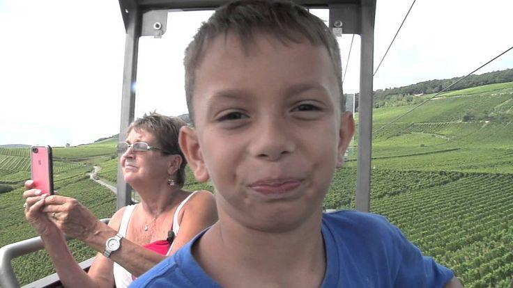 Video # 6 Summer 2014 Rudesheim am Rhein