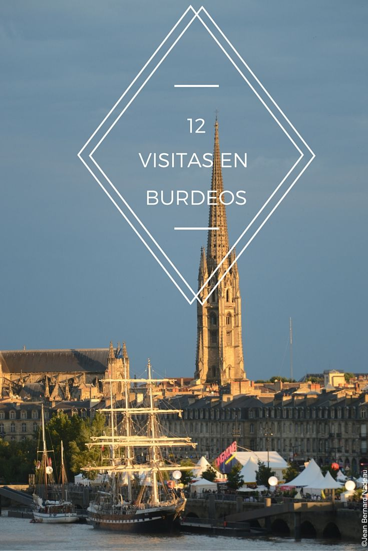 Lo que no debes perderte en Burdeos #Burdeos #Francia #Eurocopa #LeRendezVous #FranceFR #Rendezvousenfrance #EURO2016