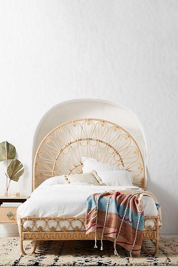 Slaapkamer Huis En Inrichting.Een Rattan Stijl Bed Stylefiles Slaapkamer Huis En Inrichting In