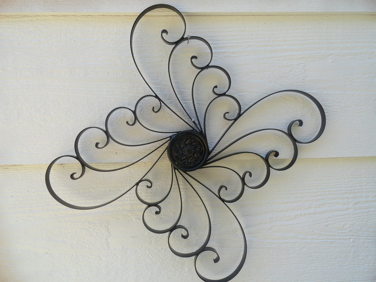 Best 25+ Iron Wall Decor Ideas On Pinterest