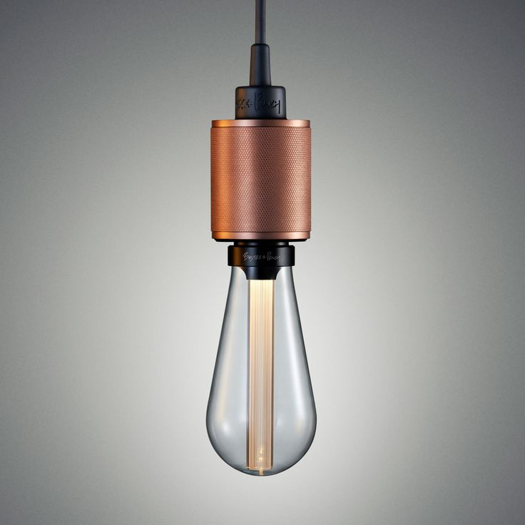 Buster + Punch Luanch World's First Designer LED Bulb