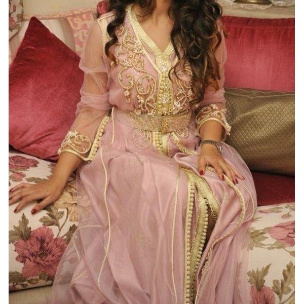 Caftan haute couture Thouraya -20%