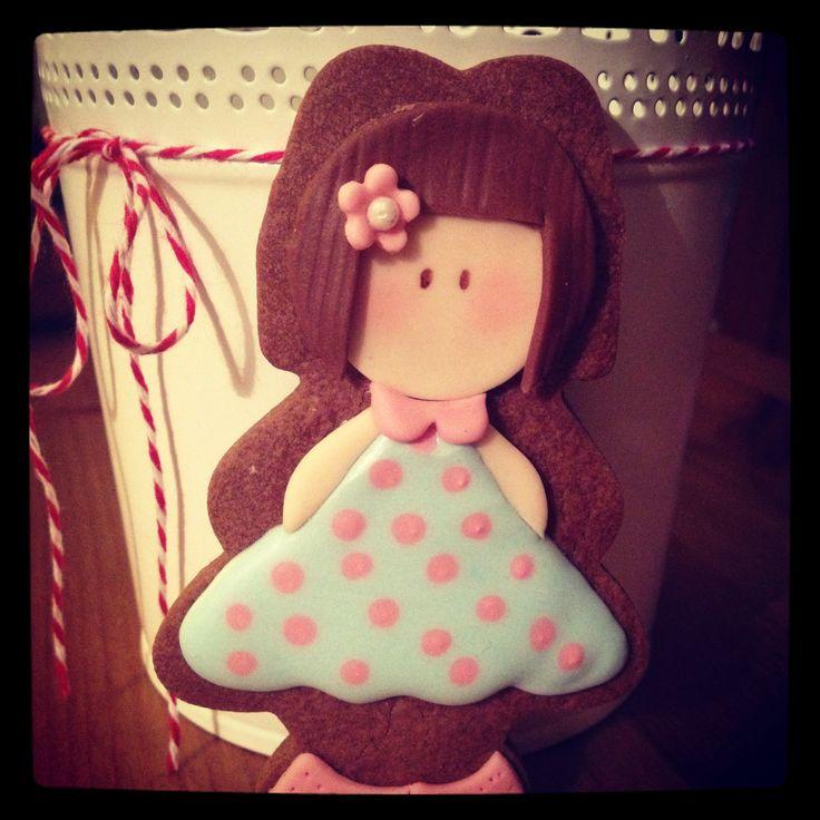 #galletas decoradas#muñequitas#
