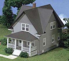 Atlas Kim's Classic American Home Kit HO