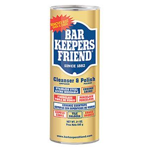 How to Use Bar Keepers Friend | Bar Keepers Friend®