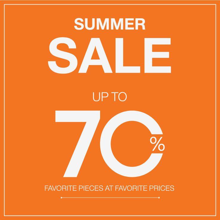 Από σήμερα #SummerSale @ #Porcelana #upto70%..Επωφεληθείτε! #Favorite Pieces at Favorite #Prices