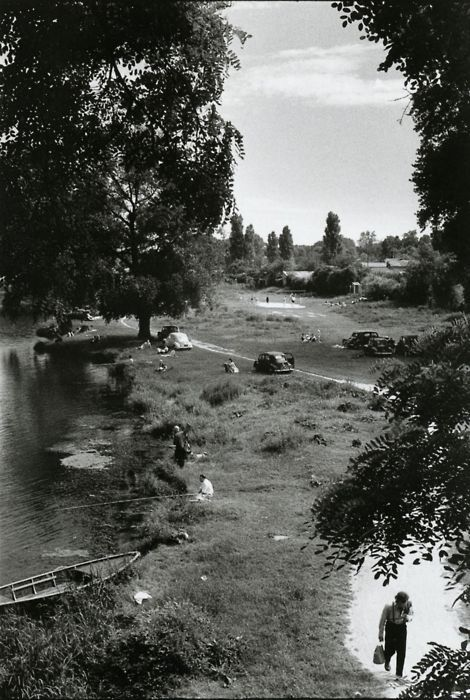 Willy Ronis.  Créteil, 1956