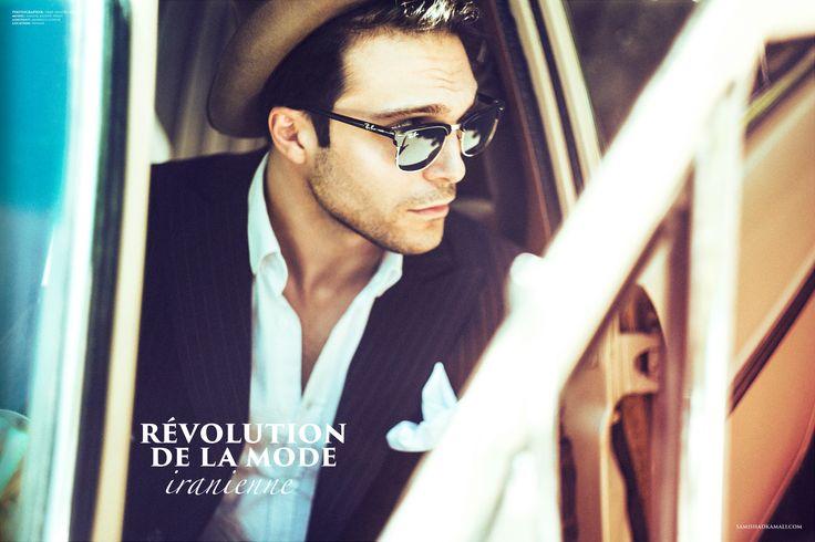 """Check out my @Behance project: """"Revolution De La Mode Iranienne"""" https://www.behance.net/gallery/54785007/Revolution-De-La-Mode-Iranienne"""