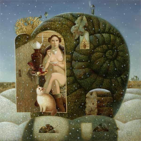 ANNA BEREZOVSKAYA - Анна Березовская