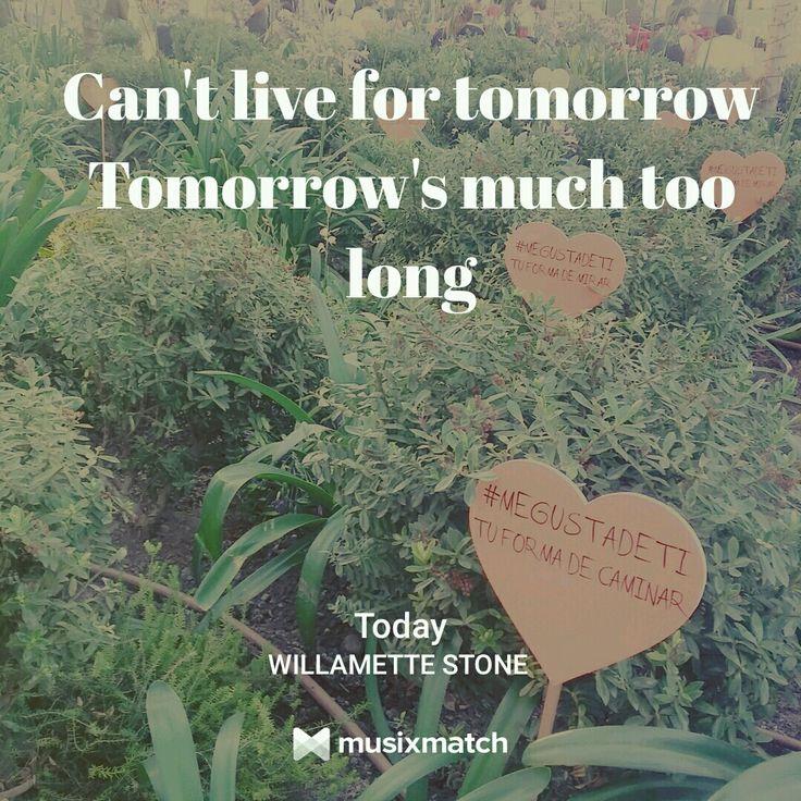 Today.Willamette Stone