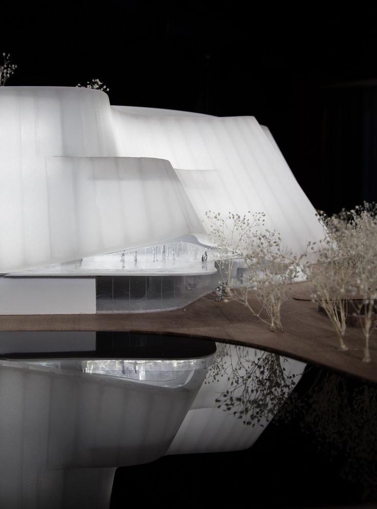 Gallery of MAD Architects Unveils Design for Translucent China Philharmonic Hall in Beijing - 13