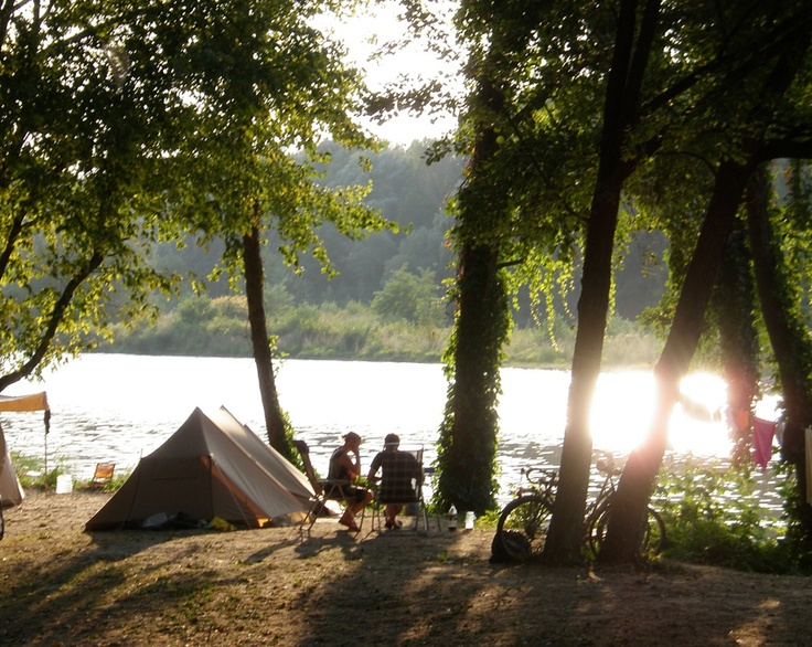 Camping Beau Rivage <3, Cardet, Frankrijk