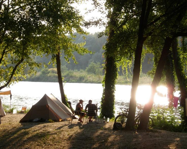 Camping Beau Rivage <3, Cardet, Frankrijk