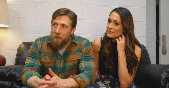 Daniel Bryan and Brie Bella sit down to reflect on Bryan's emotional address and the end of his in-ring career.
