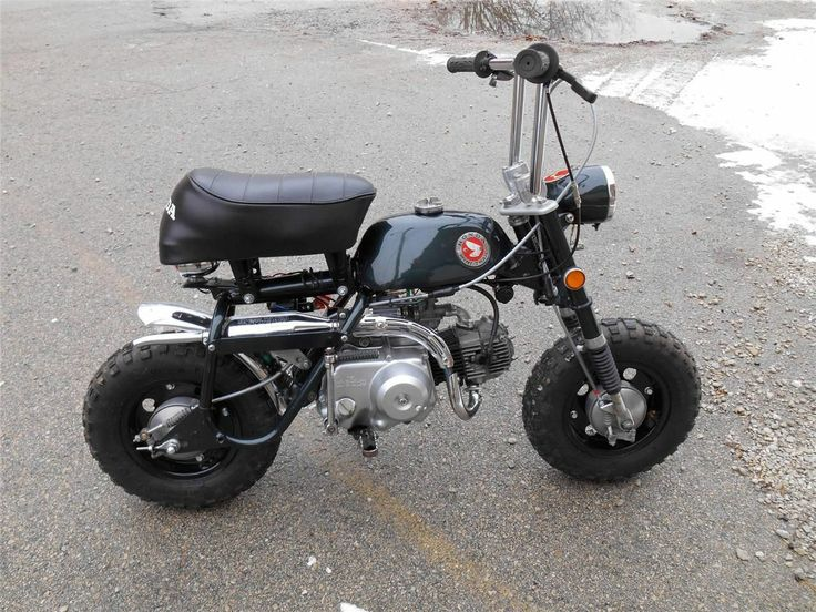 80 best z50 39 s images on pinterest mini bike honda bikes. Black Bedroom Furniture Sets. Home Design Ideas