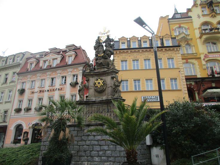 Karlovy Vary - Česko