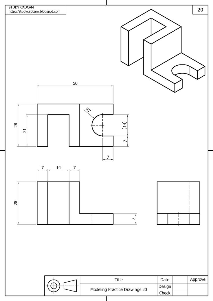 Best 25+ Isometric drawing exercises ideas on Pinterest Autocad - 3d graph paper