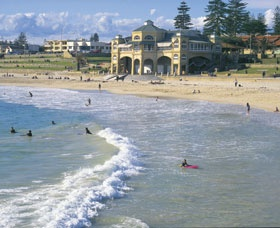 Cottesloe Beach in Perth, Western Australia...the beach I went to the most!