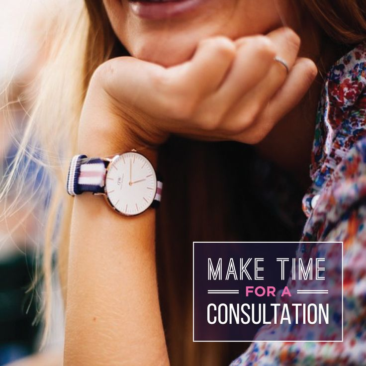 Don't put off dental treatment any longer! Take the first step and schedule a consultation with Sunny Days Dental today! Morning and late hours always available!