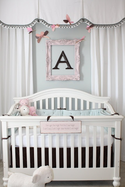 45 Best Names above crib ideas images | Flower letters ...