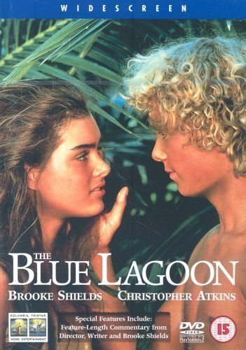 The Blue Lagoon poster 1980
