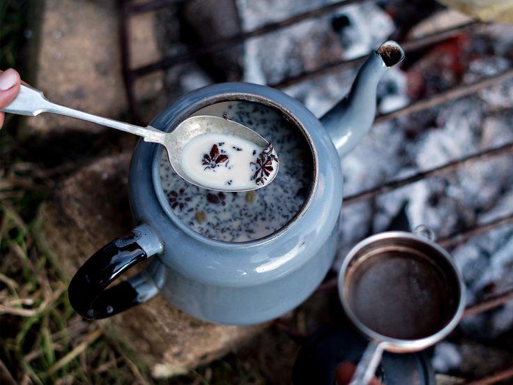 Travel chai mix