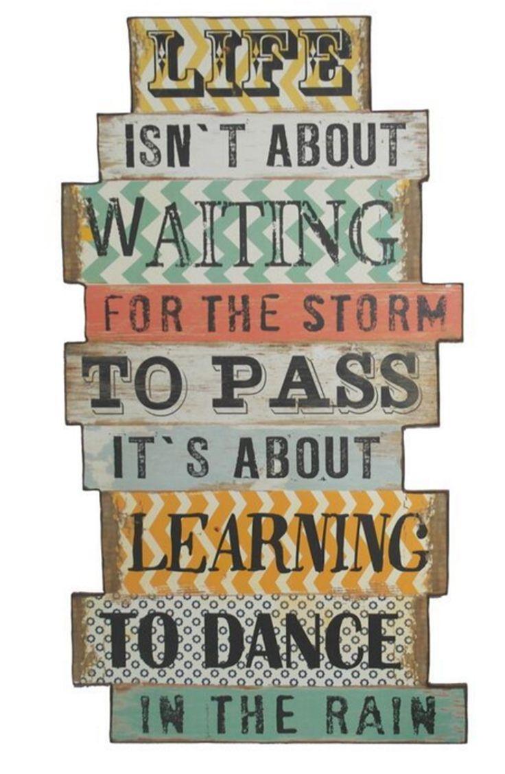 """Dance In The Rain"""