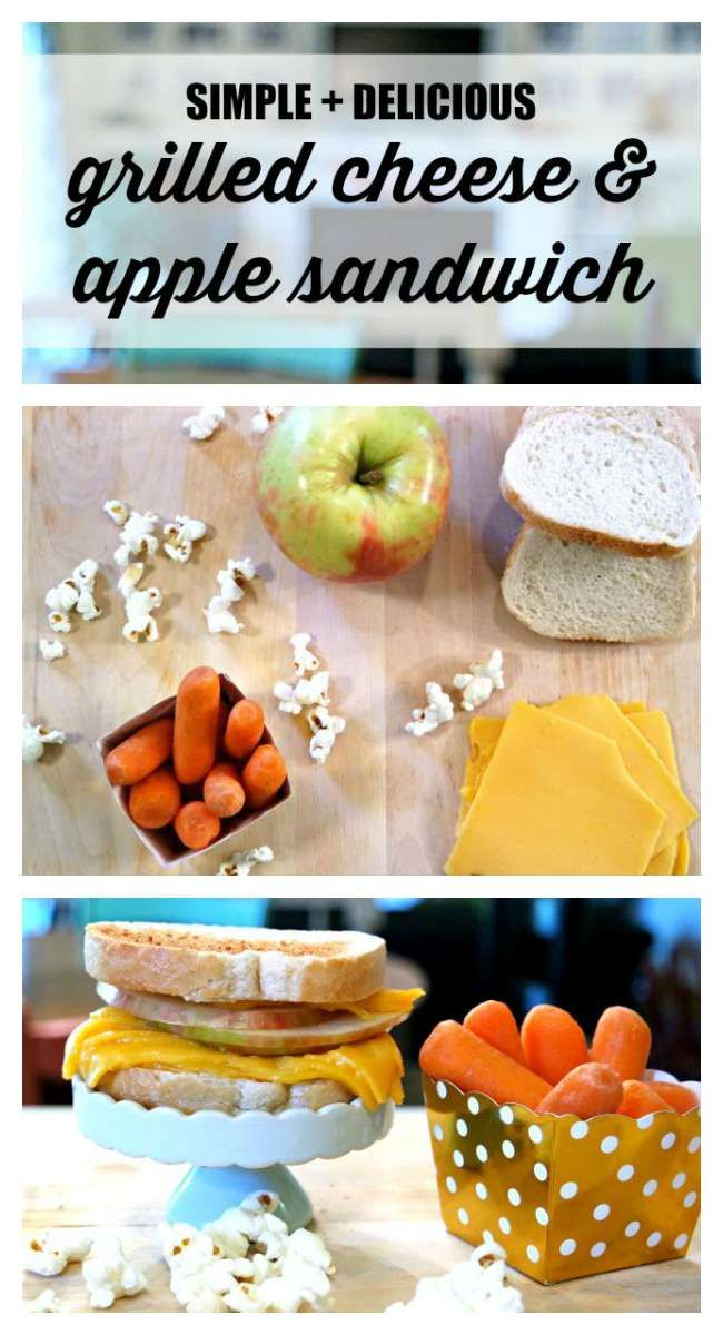 12 best i am deli american recipes images on pinterest cooking simple fall lunch recipe grilled cheese and apple sandwich forumfinder Images