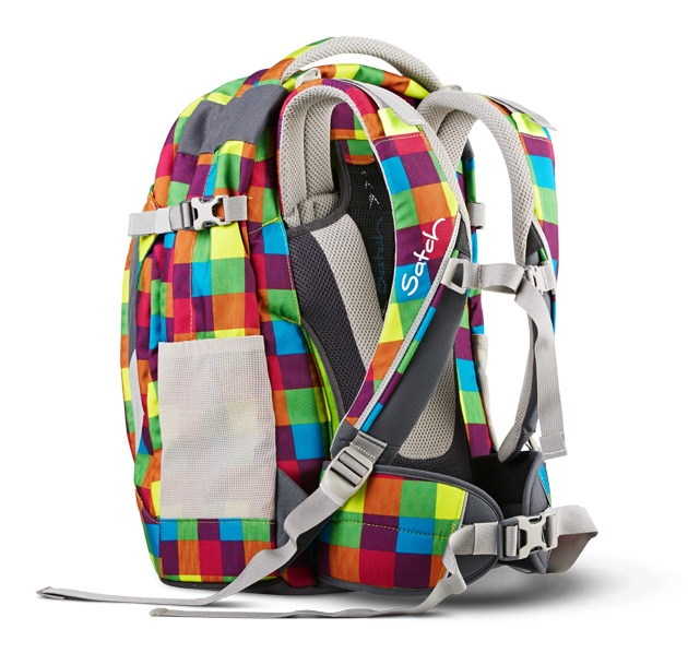Satch by ergobag - ergonomic backpack for teenagers.