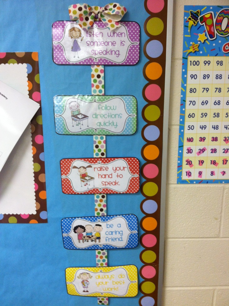 78 images about classroom rules on pinterest student for Cute display pictures