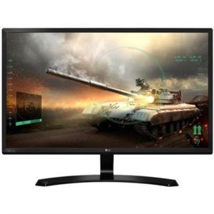 """27"""" 16:9 Full HD (1920x1080) IPS Display. 75 Hz Refresh Rate, 1ms motion blur reduction. AMD Free Sync. On Screen Control. 4 screen split. Dual Controller. sRBG over 99%. 2 HDMI version 1.4. FREE Shipping! Use Coupon Code: c1177317360 Save $80 on 27"""" LG Gaming Monitor (27MP59HT-P) - Now only $150 w/ Coupon"""