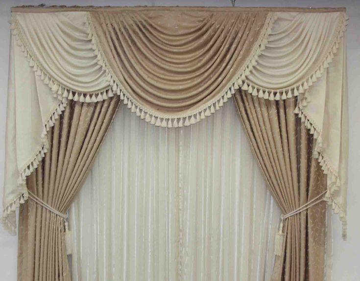 Resultado de imagem para cortinas drapeadas