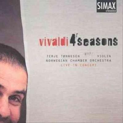 Antonio Vivaldi - Vivaldi: 4 Seasons