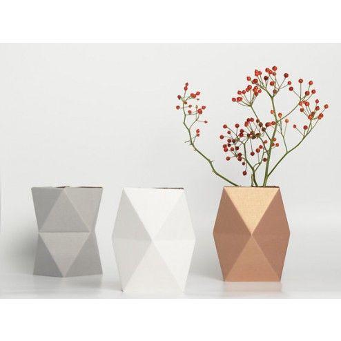 Design Stuff SNUG Studio Vase Low
