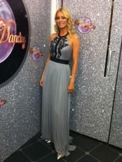 Tess Daly Catherine Deane Dress 241112