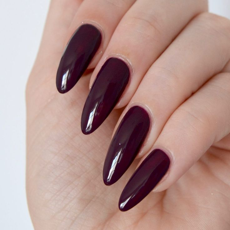 Essie spring 2017 collection plum nail polish plum for Nail salon hours