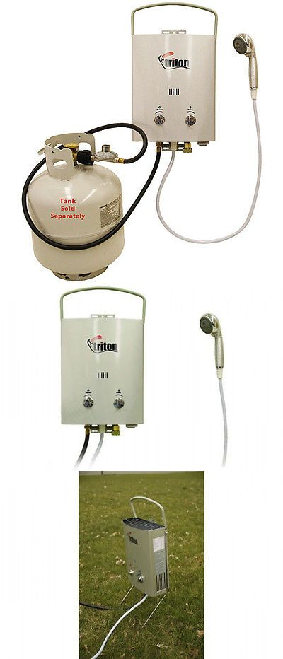 Generators and Heaters 16039: Camping Hot Water Heater Portable Outdoor Propane Lp Gas Hot Shower Rv Camper -> BUY IT NOW ONLY: $127.92 on eBay!