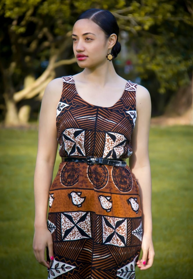 Polynesian design is georgeous.