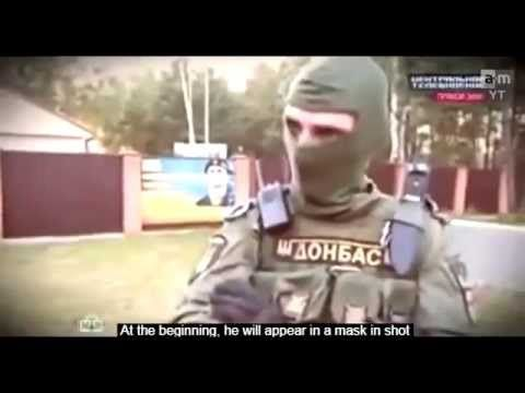 Украина. Война / Интервью с бандитами Порошенко