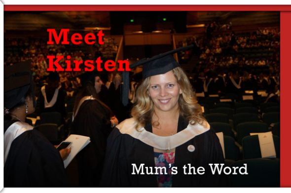 "Meet Kirsten. Mum's the Word. ""Have a plan in place for what you want to achieve."" #G30 http://griffithcareers.com/2014/08/24/mums-the-word-kirsten-penney/"