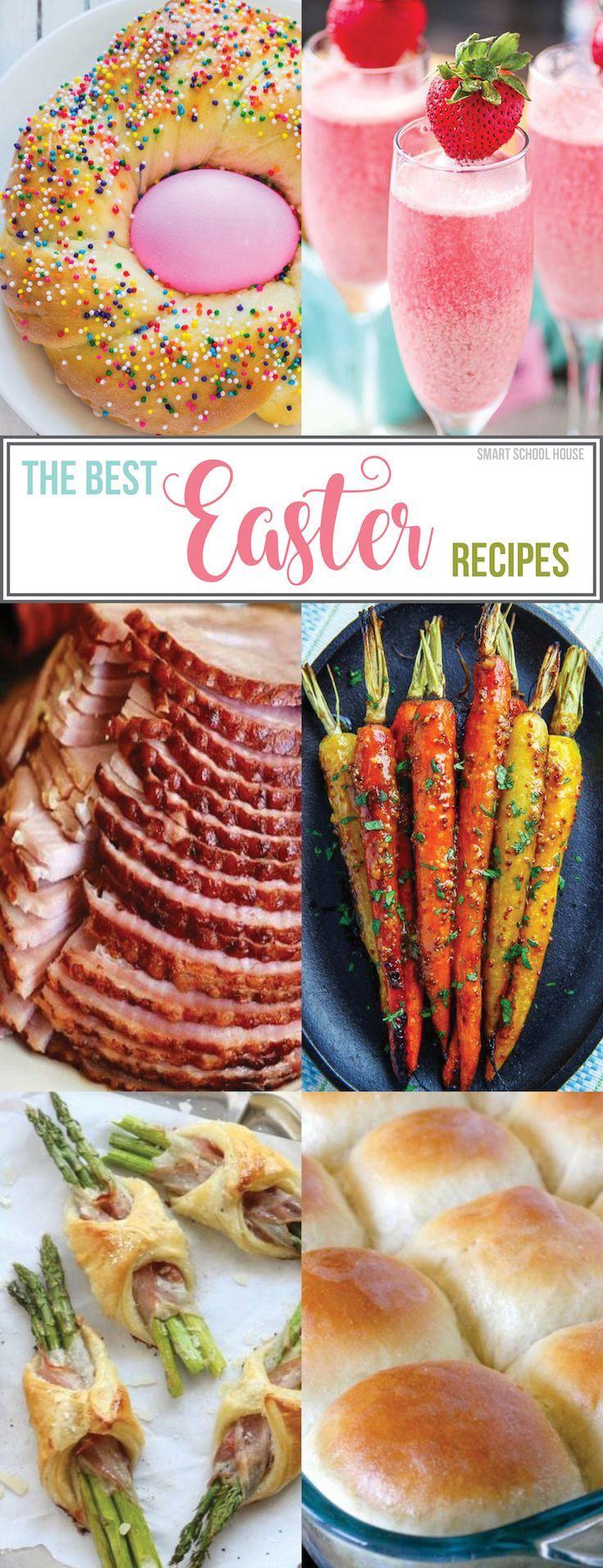 The Best Easter Recipes Jennifer Fishkind {Princess Pinky Girl}