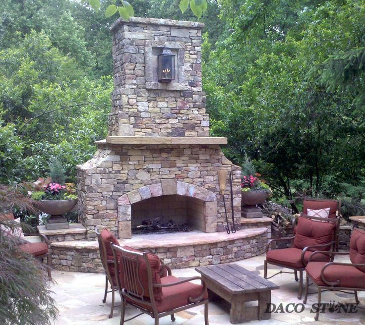 Amazing General Shale Fireplace Kit Outdoor Fireplace Kit General Interior Design Ideas Apansoteloinfo