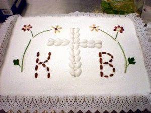 Image result for κόλλυβα συνταγή