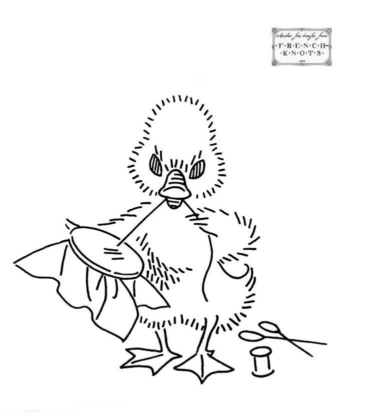 126 mejores imágenes sobre Petites brodeuses, couturières ...