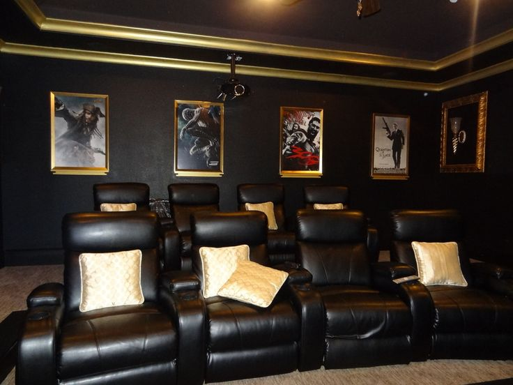 drjay71's Home Theater Gallery - My Theater (19 photos)
