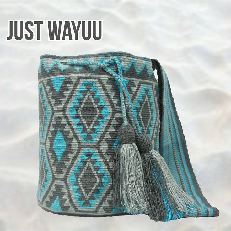 """205 Likes, 7 Comments - Just Wayuu (@just.wayuu) on Instagram: """"Handcrafted handbags made by indigenous wayuu in the north of Colombia. Worldwide shipping – envíos…"""""""